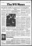 The BG News April 3, 1980