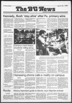 The BG News April 23, 1980
