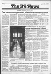 The BG News April 25, 1980