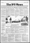 The BG News April 29, 1980