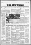 The BG News April 30, 1980