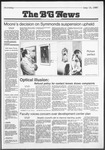 The BG News May 15, 1980