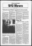 The Summer BG News July 10, 1980