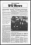 The Summer BG News August 21, 1980