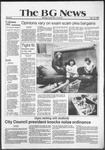 The BG News September 25, 1980