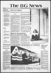 The BG News September 30, 1980