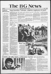 The BG News October 7, 1980
