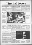 The BG News October 8, 1980