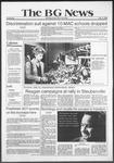 The BG News October 8, 1980