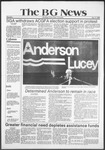 The BG News October 9, 1980