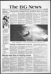 The BG News October 21, 1980