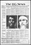The BG News October 22, 1980