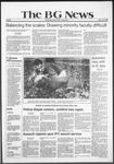 The BG News October 24, 1980