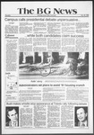 The BG News October 30, 1980