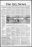 The BG News October 31, 1980
