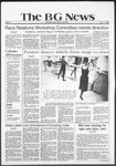 The BG News November 7, 1980