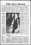 The BG News November 11, 1980