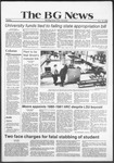 The BG News November 18, 1980