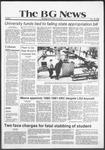 The BG News November 18, 1980