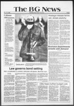 The BG News November 21, 1980