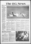 The BG News November 25, 1980