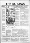 The BG News December 2, 1980