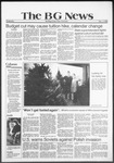 The BG News December 3, 1980