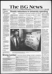 The BG News December 4, 1980