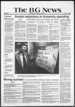 The BG News December 4, 1980