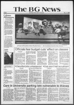The BG News December 5, 1980