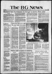 The BG News January 8, 1981