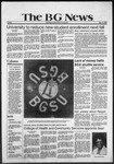 The BG News January 9, 1981