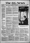 The BG News January 13, 1981
