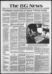 The BG News January 20, 1981