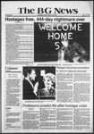 The BG News January 21, 1981