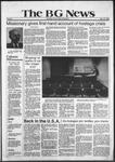 The BG News January 27, 1981