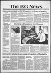 The BG News January 29, 1981