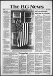 The BG News January 30, 1981