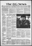 The BG News February 6, 1981