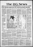 The BG News February 12, 1981