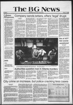 The BG News February 17, 1981
