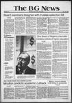 The BG News February 18, 1981