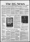 The BG News February 19, 1981