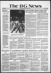 The BG News February 25, 1981