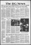 The BG News March 12, 1981