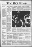 The BG News March 13, 1981