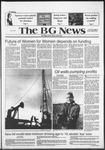 The BG News April 3, 1981