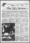 The BG News April 9, 1981