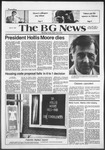 The BG News April 21, 1981