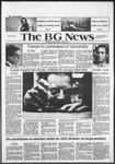 The BG News April 22, 1981